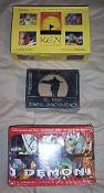 Alchemia Cards Box I DEMONI & IL RE DEL MONDO!